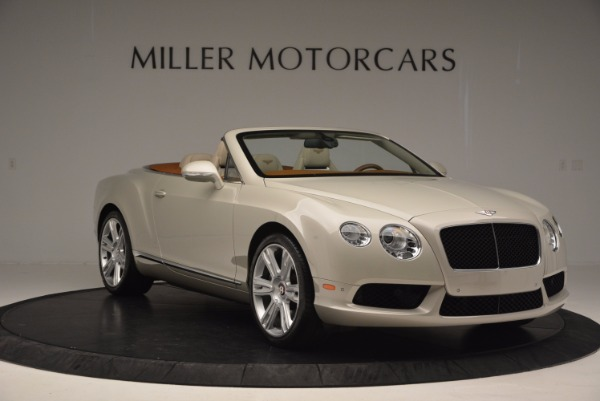 Used 2013 Bentley Continental GTC V8 for sale Sold at Alfa Romeo of Westport in Westport CT 06880 11