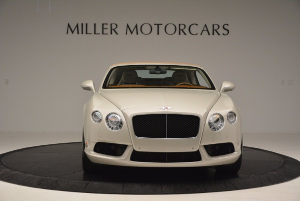 Used 2013 Bentley Continental GTC V8 for sale Sold at Alfa Romeo of Westport in Westport CT 06880 13