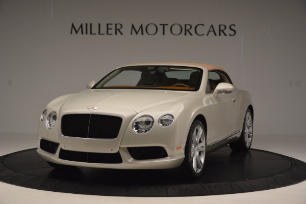 Used 2013 Bentley Continental GTC V8 for sale Sold at Alfa Romeo of Westport in Westport CT 06880 14