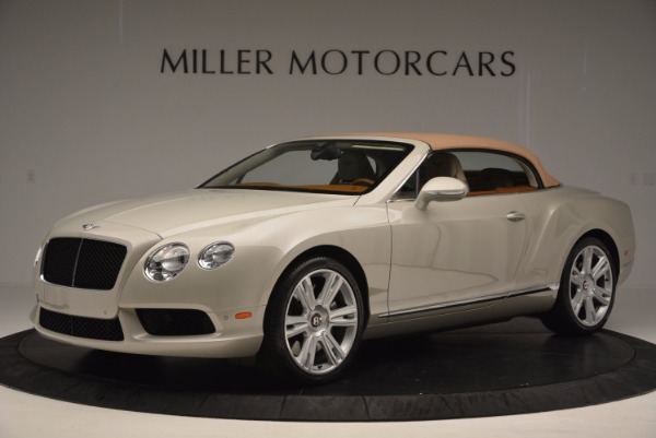 Used 2013 Bentley Continental GTC V8 for sale Sold at Alfa Romeo of Westport in Westport CT 06880 15