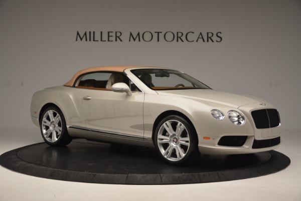 Used 2013 Bentley Continental GTC V8 for sale Sold at Alfa Romeo of Westport in Westport CT 06880 23