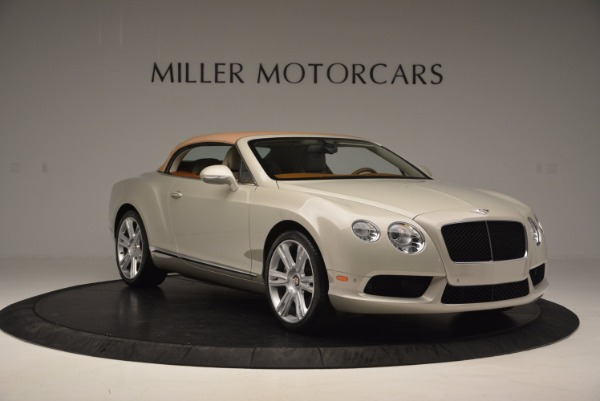 Used 2013 Bentley Continental GTC V8 for sale Sold at Alfa Romeo of Westport in Westport CT 06880 24