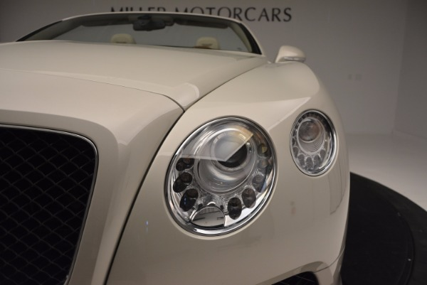 Used 2013 Bentley Continental GTC V8 for sale Sold at Alfa Romeo of Westport in Westport CT 06880 27