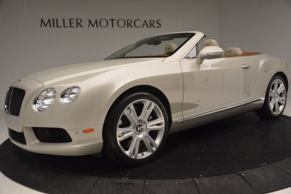 Used 2013 Bentley Continental GTC V8 for sale Sold at Alfa Romeo of Westport in Westport CT 06880 28