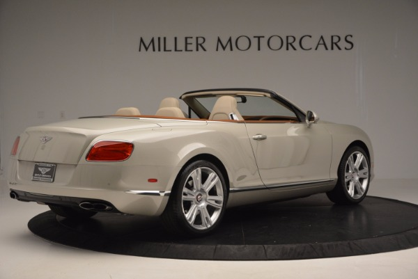 Used 2013 Bentley Continental GTC V8 for sale Sold at Alfa Romeo of Westport in Westport CT 06880 8