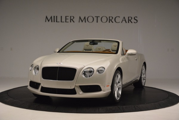 Used 2013 Bentley Continental GTC V8 for sale Sold at Alfa Romeo of Westport in Westport CT 06880 1