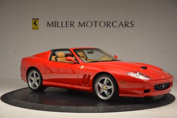 Used 2005 Ferrari Superamerica 6-Speed Manual for sale Sold at Alfa Romeo of Westport in Westport CT 06880 10