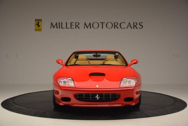Used 2005 Ferrari Superamerica 6-Speed Manual for sale Sold at Alfa Romeo of Westport in Westport CT 06880 12
