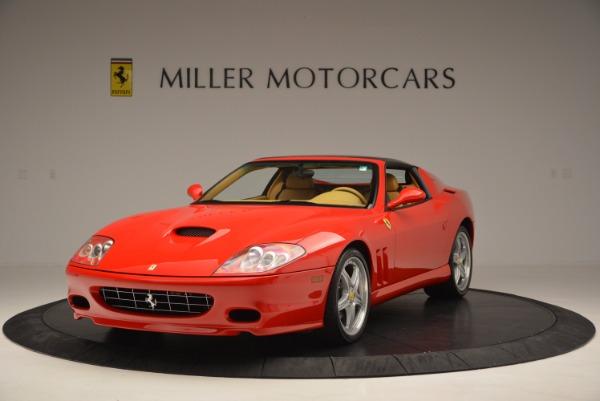 Used 2005 Ferrari Superamerica 6-Speed Manual for sale Sold at Alfa Romeo of Westport in Westport CT 06880 13