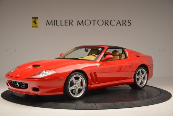 Used 2005 Ferrari Superamerica 6-Speed Manual for sale Sold at Alfa Romeo of Westport in Westport CT 06880 14