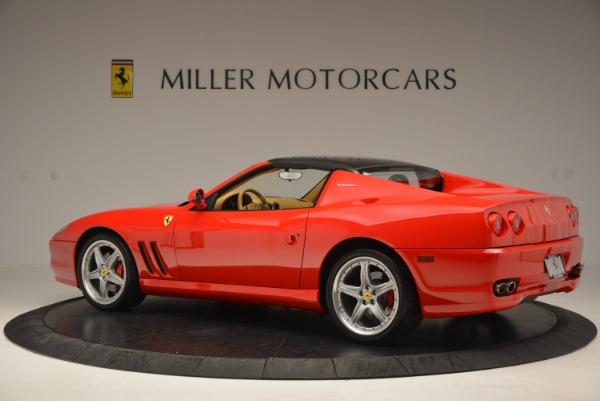 Used 2005 Ferrari Superamerica 6-Speed Manual for sale Sold at Alfa Romeo of Westport in Westport CT 06880 16