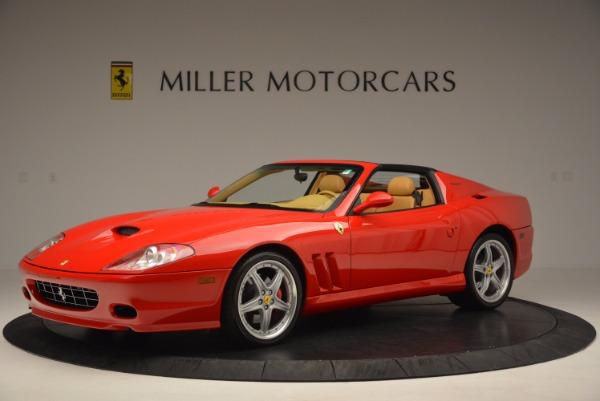 Used 2005 Ferrari Superamerica 6-Speed Manual for sale Sold at Alfa Romeo of Westport in Westport CT 06880 2