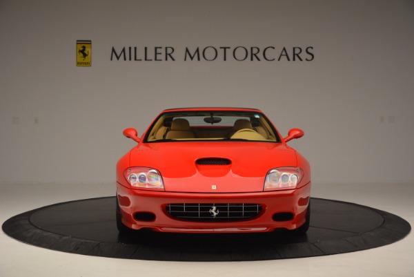 Used 2005 Ferrari Superamerica 6-Speed Manual for sale Sold at Alfa Romeo of Westport in Westport CT 06880 24