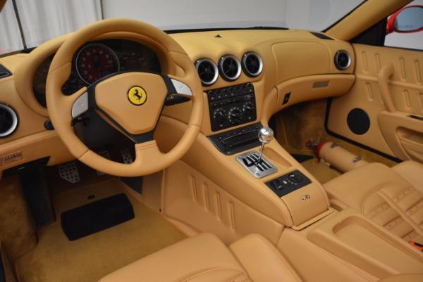 Used 2005 Ferrari Superamerica 6-Speed Manual for sale Sold at Alfa Romeo of Westport in Westport CT 06880 25