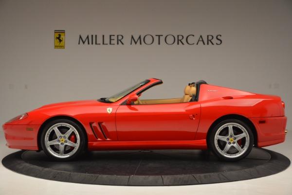 Used 2005 Ferrari Superamerica 6-Speed Manual for sale Sold at Alfa Romeo of Westport in Westport CT 06880 3