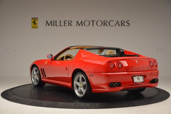 Used 2005 Ferrari Superamerica 6-Speed Manual for sale Sold at Alfa Romeo of Westport in Westport CT 06880 5