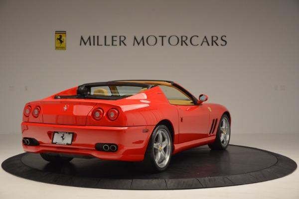 Used 2005 Ferrari Superamerica 6-Speed Manual for sale Sold at Alfa Romeo of Westport in Westport CT 06880 7