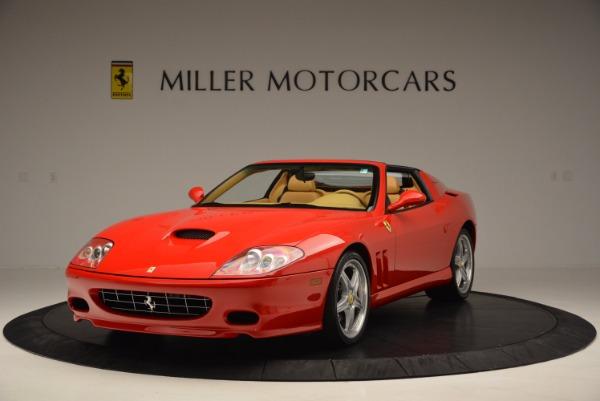 Used 2005 Ferrari Superamerica 6-Speed Manual for sale Sold at Alfa Romeo of Westport in Westport CT 06880 1