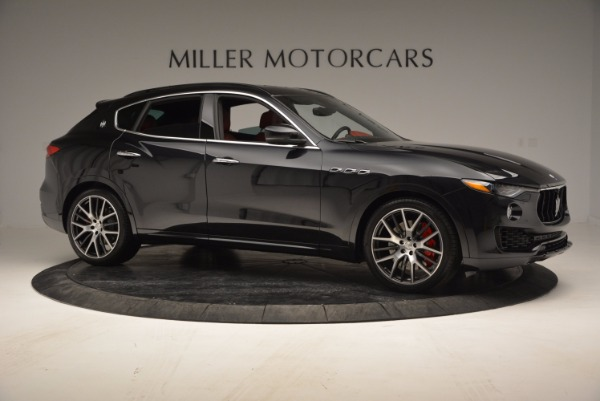 Used 2017 Maserati Levante S Q4 for sale Sold at Alfa Romeo of Westport in Westport CT 06880 10