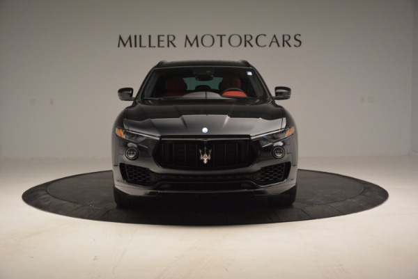 Used 2017 Maserati Levante S Q4 for sale Sold at Alfa Romeo of Westport in Westport CT 06880 12