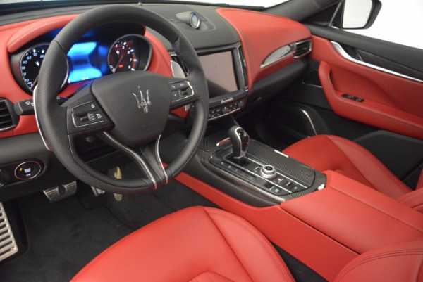Used 2017 Maserati Levante S Q4 for sale Sold at Alfa Romeo of Westport in Westport CT 06880 13