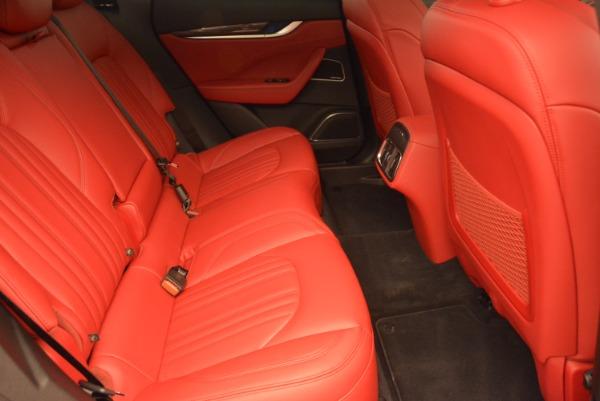 Used 2017 Maserati Levante S Q4 for sale Sold at Alfa Romeo of Westport in Westport CT 06880 24