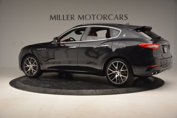 Used 2017 Maserati Levante S Q4 for sale Sold at Alfa Romeo of Westport in Westport CT 06880 4