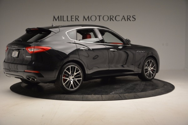 Used 2017 Maserati Levante S Q4 for sale Sold at Alfa Romeo of Westport in Westport CT 06880 8