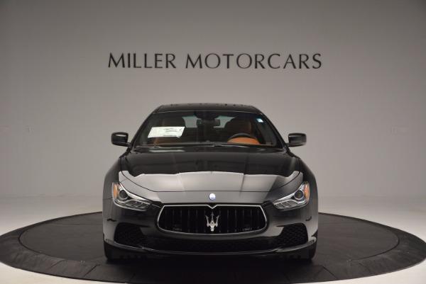 Used 2017 Maserati Ghibli S Q4 for sale Sold at Alfa Romeo of Westport in Westport CT 06880 12