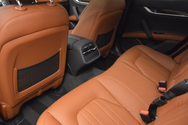 Used 2017 Maserati Ghibli S Q4 for sale Sold at Alfa Romeo of Westport in Westport CT 06880 15