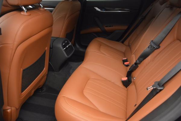 Used 2017 Maserati Ghibli S Q4 for sale Sold at Alfa Romeo of Westport in Westport CT 06880 16