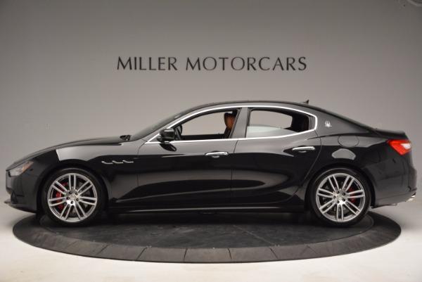 Used 2017 Maserati Ghibli S Q4 for sale Sold at Alfa Romeo of Westport in Westport CT 06880 3