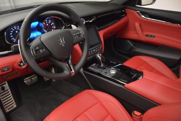 New 2017 Maserati Quattroporte S Q4 GranSport for sale Sold at Alfa Romeo of Westport in Westport CT 06880 13