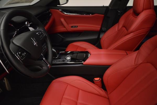 New 2017 Maserati Quattroporte S Q4 GranSport for sale Sold at Alfa Romeo of Westport in Westport CT 06880 15