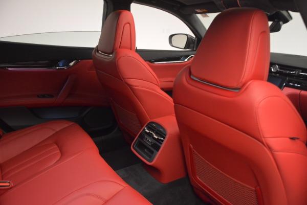 New 2017 Maserati Quattroporte S Q4 GranSport for sale Sold at Alfa Romeo of Westport in Westport CT 06880 24