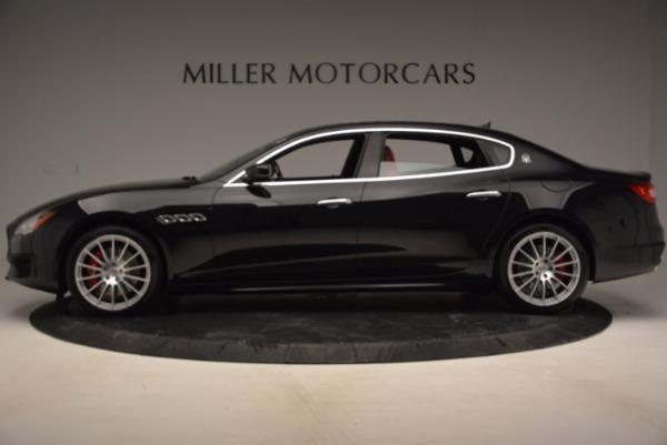 New 2017 Maserati Quattroporte S Q4 GranSport for sale Sold at Alfa Romeo of Westport in Westport CT 06880 3