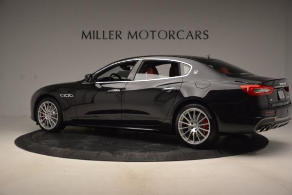 New 2017 Maserati Quattroporte S Q4 GranSport for sale Sold at Alfa Romeo of Westport in Westport CT 06880 4