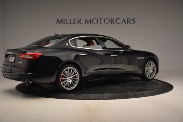 New 2017 Maserati Quattroporte S Q4 GranSport for sale Sold at Alfa Romeo of Westport in Westport CT 06880 8