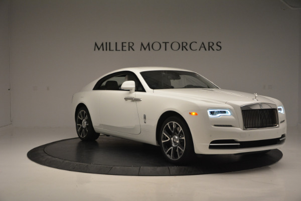 New 2017 Rolls-Royce Wraith for sale Sold at Alfa Romeo of Westport in Westport CT 06880 13