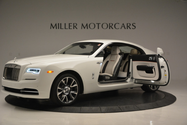 New 2017 Rolls-Royce Wraith for sale Sold at Alfa Romeo of Westport in Westport CT 06880 16