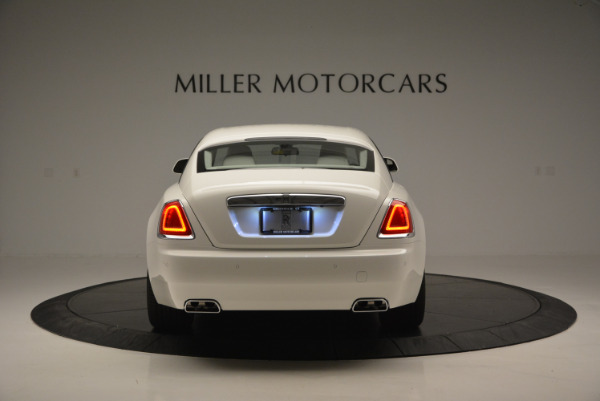 New 2017 Rolls-Royce Wraith for sale Sold at Alfa Romeo of Westport in Westport CT 06880 7