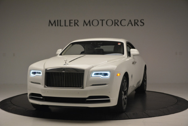 New 2017 Rolls-Royce Wraith for sale Sold at Alfa Romeo of Westport in Westport CT 06880 1