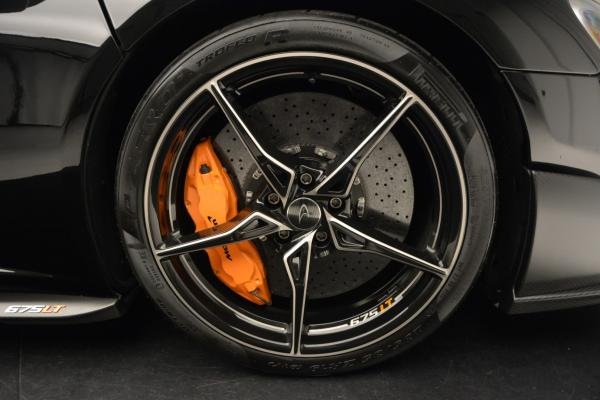 Used 2016 McLaren 675LT for sale Sold at Alfa Romeo of Westport in Westport CT 06880 22