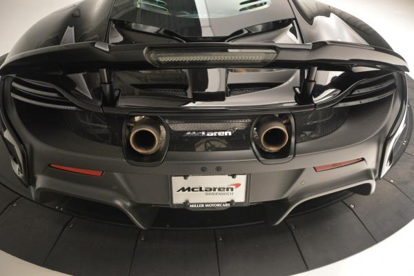 Used 2016 McLaren 675LT for sale Sold at Alfa Romeo of Westport in Westport CT 06880 28