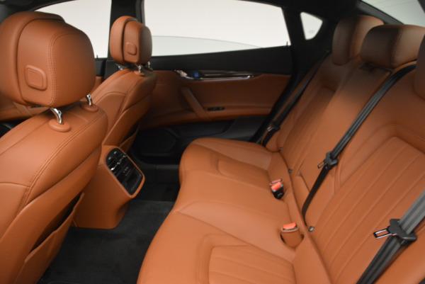 New 2017 Maserati Quattroporte S Q4 for sale Sold at Alfa Romeo of Westport in Westport CT 06880 18