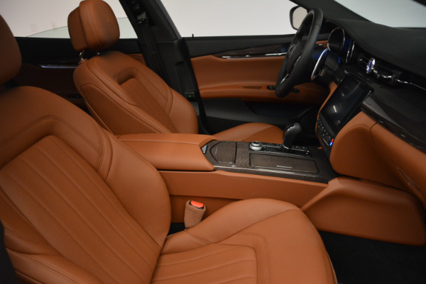 New 2017 Maserati Quattroporte S Q4 for sale Sold at Alfa Romeo of Westport in Westport CT 06880 21