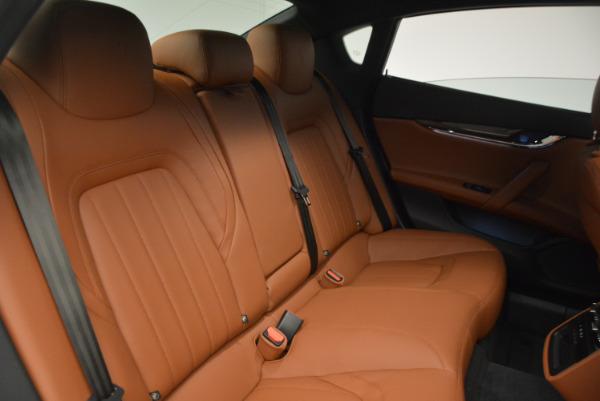 New 2017 Maserati Quattroporte S Q4 for sale Sold at Alfa Romeo of Westport in Westport CT 06880 25