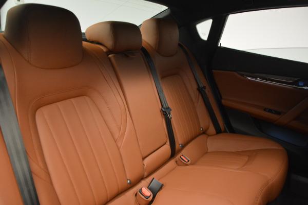 New 2017 Maserati Quattroporte S Q4 for sale Sold at Alfa Romeo of Westport in Westport CT 06880 26