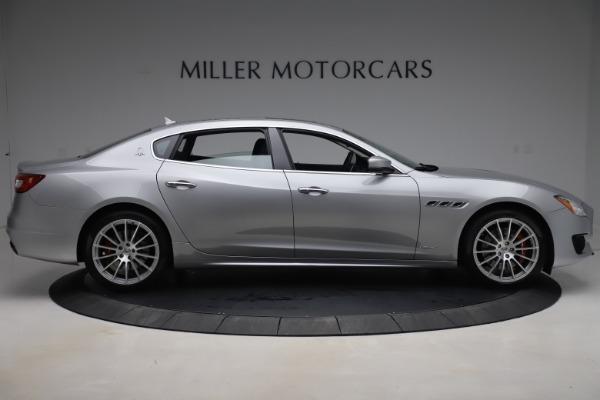 New 2017 Maserati Quattroporte S Q4 GranSport for sale Sold at Alfa Romeo of Westport in Westport CT 06880 9