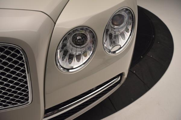 Used 2015 Bentley Flying Spur W12 for sale Sold at Alfa Romeo of Westport in Westport CT 06880 14
